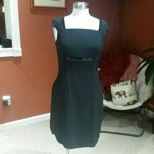 Andrew Marc black classy dress